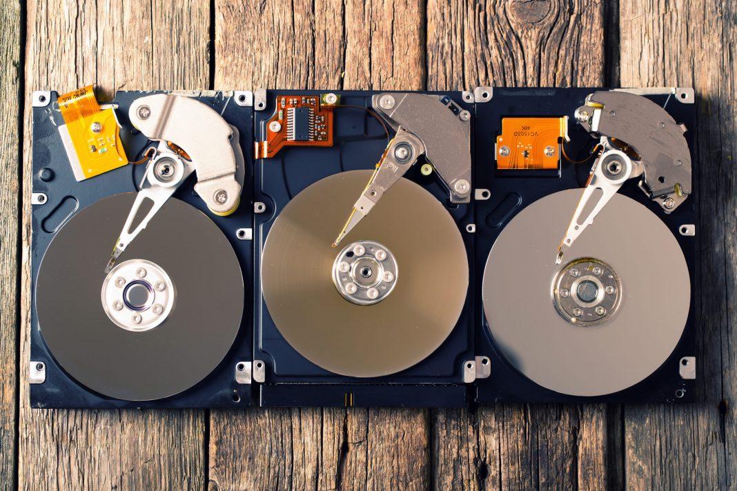 Formater disque dur Windows 10