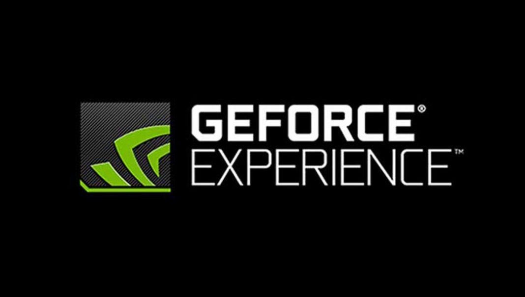 que vaut la Geforce Experience après quelques années de lancement ?